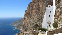 Top monuments and historical sites in Amorgos