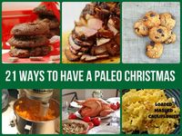 21 Ways To Have A Paleo Christmas