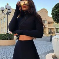 2Pcs Women Ladies Workout Tracksuit Sweatshirt Pants Sets Sport Wear Casual $28.00 Women's Wholesale Fashion Outlet NOW SHIPPING WORLD WIDE !!! Download our mobile app @ http://mobincube.mobi/5HHP29