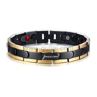 Promise Magnetic Bracelet for Him Stainless Steel https://www.gullei.com/promise-magnetic-bracelet-for-him-stainless-steel.html