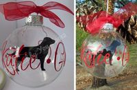 GroopDealz | Personalized Pet Ornament