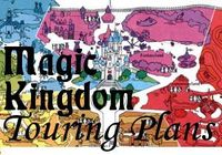 New and improved Magic Kingdom touring plans - 1 day and 2 day options, including new Fantasyland changes