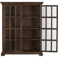 Last piece: Barnstone Cabinet in Storage Cabinets | Crate and Barrel