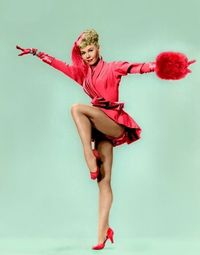 Vera Ellen- so gorgeous and talented