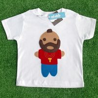 Looks like Mr. T Toddler T-Shirt by mi cielo