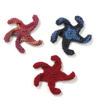Starfish! #Crochet #Yarn