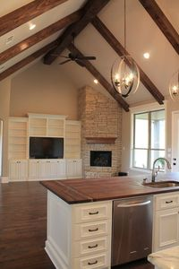Gorgeous living space!