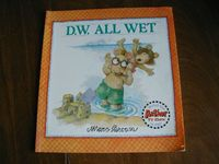D. W. All Wet by Marc Brown (1988) for sale at Wenzel Thrifty Nickel ecrater store