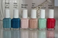 Essie Spring 2014 Collection