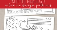 free printable: Children's Coloring Page