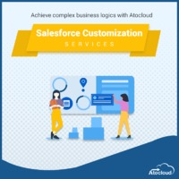 Customize your Salesforce exactly the way you want it with Atocloud, that increase your revenue, ROI and productivity of sales & marketing. Connect with Salesforce experts today: https://bit.ly/3yBQoRB
