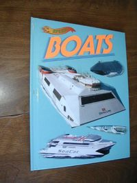 Speed Boats by Jenifer Corr Morse (2001) for sale at Wenzel Thrifty Nickel ecrater store