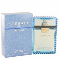 Versace Man by Versace Eau Fraiche Eau De Toilette Spray (Blue) 3.4 oz (Men) $57.05