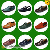 "Colorful Shoes �€"" Leather Loafers, Driving Shoes"