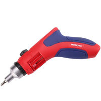 WORKPRO 24 IN 1 Screwdriver Set Automatic Ratchet Screwdrivers with Bits DIY Home Repair Tool