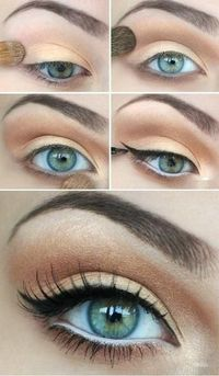 eye makeup, white eyes and makeup tutorials.