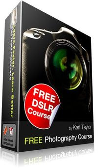 Free DSLR Photography Course