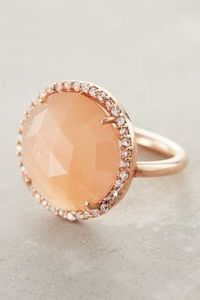 Indulgems Rosaline Ring #anthroregistry