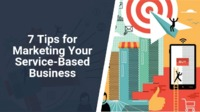 When you're selling a product, you may want to market come simple. Learn how to market your service-based business.