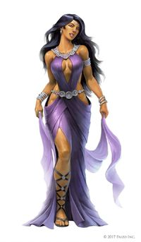 Baozhai, High Priestess of Vortishal, Mistress of the Ken in Lankhmar