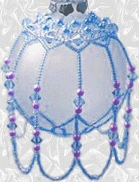Image detail for -Homemade Beaded Christmas Ornaments | Home Design & Kitchen Ideas