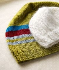 Tricksy Knitter's hat recipe