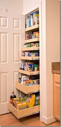 Living in a smaller space, I am, Check out these ideas I found to organize my smaller space.