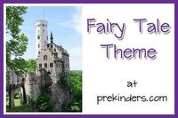 Pre-K & Preschool theme ideas for learning about fairy tales Find more Fairy Tales Activities for Pre-K Books Check here for a complete list of Fairy Tale Books