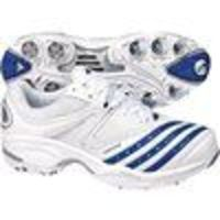 ADIDAS Twenty 2 Yds Lite Cricket Shoes (014992) Adidas Lightweight Cricket shoe with a Clima. Cool upper. adi. PRENE cushions the heel and adi. PRENE maintains forefoot propulsion and efficiency on the field. Full length TRAXION technology out htt...