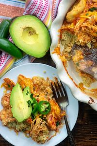 LOW CARB TAMALE PIE