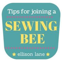 How to Start or Join an Online Sewing Bee
