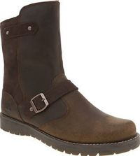Timberland Dark Brown Kidder Hill Mid Girls Youth Arriving in brown leather, the Timberland Kidder Hill Mid is your little ones go-to boot for A/W. This stylish kids boot features decorative buckle details and stud embellishments for some on-trend po http...