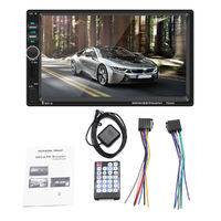 7 Inch 7021G 2 Din for Android Car Radio Stereo Auto MP3 MP5 Player GPS bluetooth Handsfree FM Universal