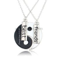Matching Couple Necklaces Birthday Gift https://www.gullei.com/matching-couple-necklaces-birthday-gift.html