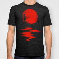 The Land of the Rising Sun T-shirt by Nicebleed