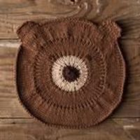 Bear With Me Dishcloth Pattern