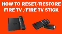 The Fire Stick can't work at any time it needs a swift kick in its reset button.to factory settings and give your device a new breath to perform once again.To run it seamlessly, just you need to reset Fire Stick.
