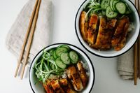 Stephanie Le from I Am a Food Blog is pulling back the curtain on teriyaki sauce, and revealing that you only need 5 ingredients to make it yourself.