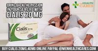 How Should you take cialis 20mg for better erection? Do you know the perfect way to use cialis medication? If no then you should visit to our blog where we have giving you the great instructions. There you will be able to find a place where you can order...