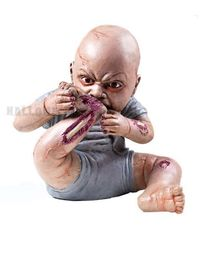 Spirit Halloween is providing Halloween Forum with information regarding their 2011 lineup. Snack Time Zombie Baby - Coming To Spirit Halloween In 2011 -(Static Zombie Baby) $34.95 This is the first of many sneak peeks of their Halloween 2011 stuf...