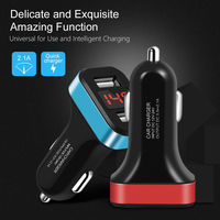 Olaf Quick Charge 3.0 2.0 Fast Charging USB Car Charger for iPhone XS Max for Samsung