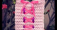 The Pretty Pretty Princess Corset Top, free crochet pattern available on my blog! I hope you enjoy!!!