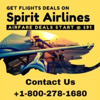 Spirit Airlines has a large number of packages which is fit your budget, either you are running short on time or you have a limited budget. Dial Spirit Airlines Reservations phone number and get a reservation on Spirit Airlines Flights at the lowest airfa...