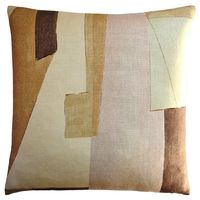 District Silt Throw Pillow $305.00