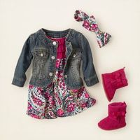 newborn - outfits - boho baby - blue jean babe | Children's Clothing | Kids Clothes | The Children's Place