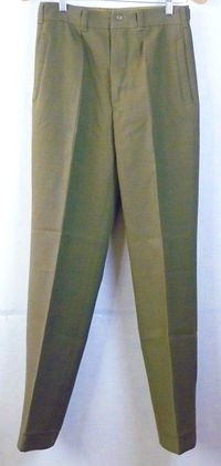 VTG Russian Uniform Soldier Parade Pants Trousers Vintage Soviet Army USSR $29.00