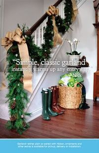 Thinking Outside The Boxwood: McCullough's Holiday Idea Book