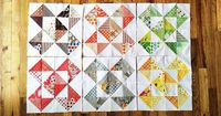 All 6 blocks together by Erin - TwoMoreSeconds, via Flickr