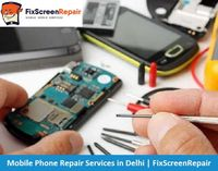 Mobile Phone Repair Services in Delhi - FixScreenRepair is one of the best Doorstep Mobile Phone Screen Repair and Replacement Services in Delhi, Ghaziabad, Gurgaon, Noida India. We Provide Multi-Brand Services to Various Brands Like Samsung, Apple, OnePl...