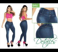 100% Authentic Colombian Push Up Jeans 10420 by GALES $76.50 Visit www.jdjeans.com to get yours today!